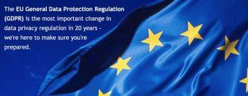 GDPR - Protezione dati